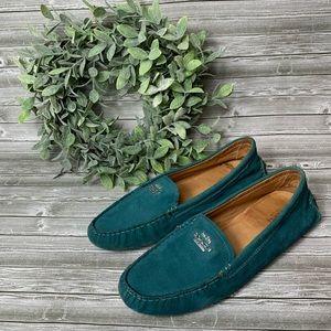 COACH 'Nancy' Loafers | Flats | Moccasins 9B